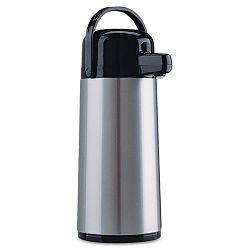 Direct BrewServe Insulated Airpot with Carry Handle 2.2 L Stainless Steel (OGFCPAP22)