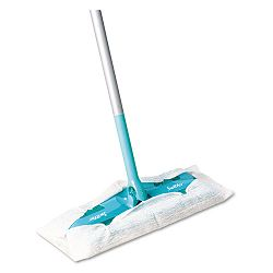 "Sweeper Mop 10"" Wide Mop Green (PAG09060EA)"