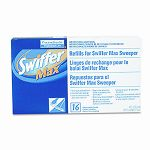 "Refill Cloths 17-34"" x 10"" White Box of 16 Carton of 6 (PAG37109)"