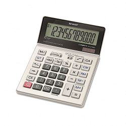 VX2128V Commercial Desktop Calculator 12-Digit LCD (SHRVX2128V)