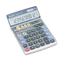 VX792C Portable DesktopHandheld Calculator 12-Digit LCD (SHRVX792C)