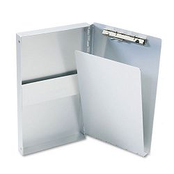 "Snapak Aluminum Forms Folder 38"" Capacity Holds 5-23""w x 9-12""h Silver (SAU10507)"