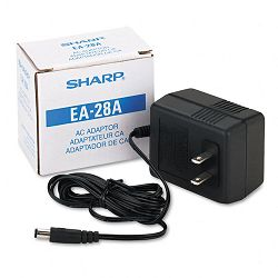 AC Adapter (EA28A) for Sharp El1611hii Printing Calculator (SHREA28A)