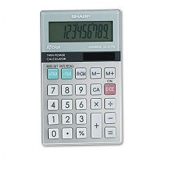 EL377MB Handheld Business Calculator 10-Digit LCD (SHREL377TB)