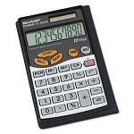 EL480SRB Handheld Business Calculator 10-Digit LCD (SHREL480SRB)