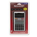EL-738C Financial Calculator 10-Digit LCD (SHREL738C)