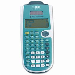 TI-30XS MultiView Calculator 16-Digit LCD (TEXTI30XSMV)