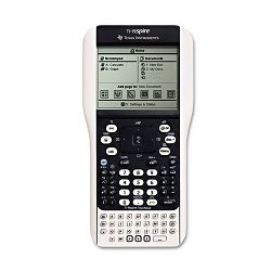 TI-Nspire Math and Science Handheld Graphing Calculator with Touchpad (TEXTINSPIRETP)