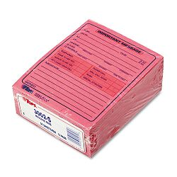 "Important Message Pad Two-Sided 4-14"" x 5-12"" 50Pad Dozen (TOP3002S)"