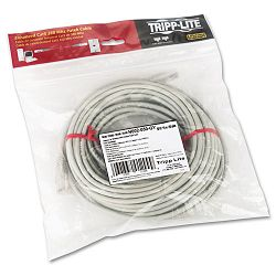 CAT5e Molded Patch Cable 50 ft. Gray (TRPN002050GY)