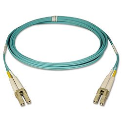 N820-01M 1M 3ft 10Gb Duplex MMF 50125 LSZH Patch Cable LCLC Aqua 3' (TRPN82001M)