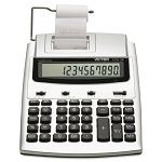 1210-3A AntiMicrobial 10-Digit HT Printing Calculator 10-Digit LCD (VCT12103A)