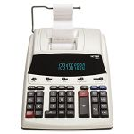 1230-4 Fluorescent Display Two-Color Printing Calculator 12-Digit Fluorescent (VCT12304)