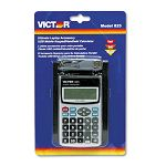 825 USB Mobile Numeric KeypadHandheld Calculator 12-Digit LCD (VCT825)