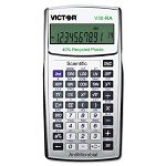V30RA Scientific Recycled Calculator with AntiMicrobial Protection (VCTV30RA)