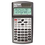 V34 Advanced Scientific Calculator BlackGray (VCTV34)