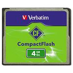 Compact Flash Card 4GB (VER95188)