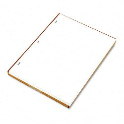 "Ledger Sheets for Corporation and Minute Book White 11"" x 8-12"" 100 Sheets (WLJ90310)"