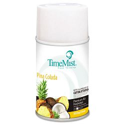 Metered Fragrance Dispenser Refill Piña Colada 5.3 oz Aerosol Can (WTB332513TMCAPT)