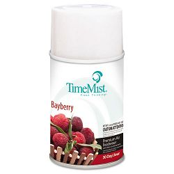 Metered Fragrance Dispenser Refills Bayberry 5.3 oz 12 CansCarton (WTB332521TMCT)