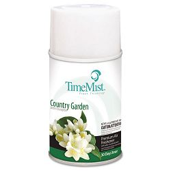 Metered Fragrance Dispenser Refills Country Garden 6.6 oz. 12 CansCarton (WTB332522TMCT)