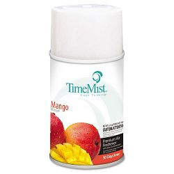 Metered Fragrance Dispenser Refills Mango 6.6 oz. Aerosol 12 CansCarton (WTB332960TMCT)