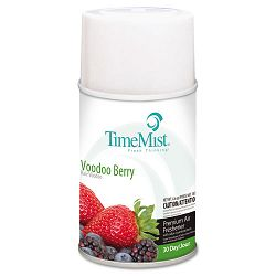 Metered Fragrance Dispenser Refills Voodoo Berry 5.3 oz 12 CansCarton (WTB332965TMCT)