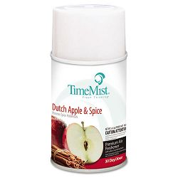 Fragrance Dispenser Refills Dutch Apple & Spice 5.3 oz 12 CansCarton (WTB334701TMCT)
