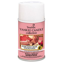 Yankee Candle Air Freshener Refill Home Sweet Home Scent 6.6 oz Aerosol Can (WTB812300TMCA)