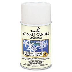 Yankee Candle Air Freshener Refill Midnight Jasmine 6.6 oz Aerosol Can (WTB812750TMCA)