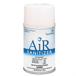 Air Sanitizer Metered Refill Unscented 6.2 oz Aerosol Can (WTB912801TM)