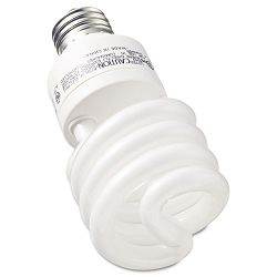 Compact Fluorescent Bulb 26 Watt T3 Spiral Soft White Pack of 2 (GEL74203)