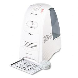 Quicksteam Warm Moisture Humidifier for Medium to Large Rooms White (HWLHWM330)