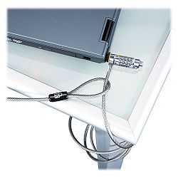 ComboSaver Combination Ultra Laptop Lock 6 ft. Steel Cable (KMW64562)