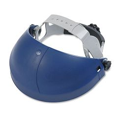 Tuffmaster Deluxe Headgear with Ratchet Adjustment Blue (MMM8250100000)