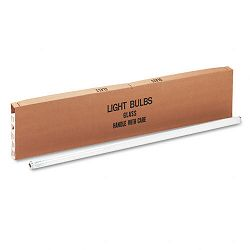 "48"" Fluorescent Bulbs 34 Watts Carton of 6 (SLT30534)"