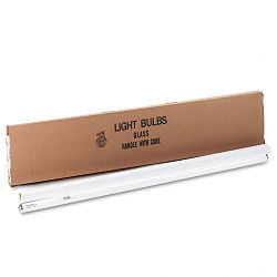 "48"" Fluorescent Tube Bulb 40 Watts Carton of 6 (SLT30562)"