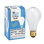 Three-Way Incandescent Bulb 50100150 Watts (SLT60901)