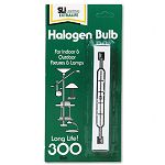 Halogen Bi-Pin Bulb 300 Watts (SLT60995)