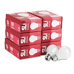 Incandescent Bulbs 100 Watts Carton of 24 (SLT61516)