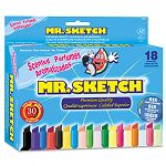 Scented Watercolor Markers 18 Colors Set of 18 (SAN20071)