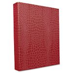 "PROformance II Round Ring Binder Non-View Letter Size 1"" Capacity Red (AUA10238)"