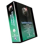 "Earthview Round Ring Presentation Binder 3"" Capacity Black (AUA20389)"