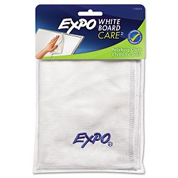 "Microfiber Cleaning Cloth 12"" x 12"" White (SAN1752313)"