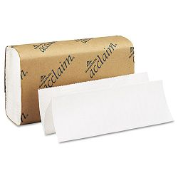 "Acclaim Folded Paper Towel 9-14"" x 9-12"" White 250Pack Carton of 16 (GEP20204)"