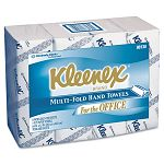 KLEENEX Multifold Towels White Pack of 150 (KIM88130PK)