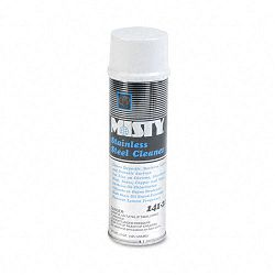Stainless Steel Cleaner & Polish 15 oz. Aerosol Can Carton of 12 (AEPA14120CT)
