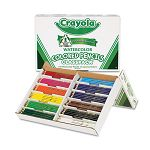 Watercolor Wood Pencil Classpack 3.3 mm 12 Assorted Colors 240 PencilsBox (CYO684240)