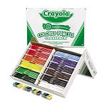 Colored Woodcase Pencil Classpack 3.3 mm 12 Assorted ColorsBox (CYO688024)