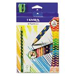 Groove Slim Colored Pencils Assorted Pack of 36 (DIX2821360)